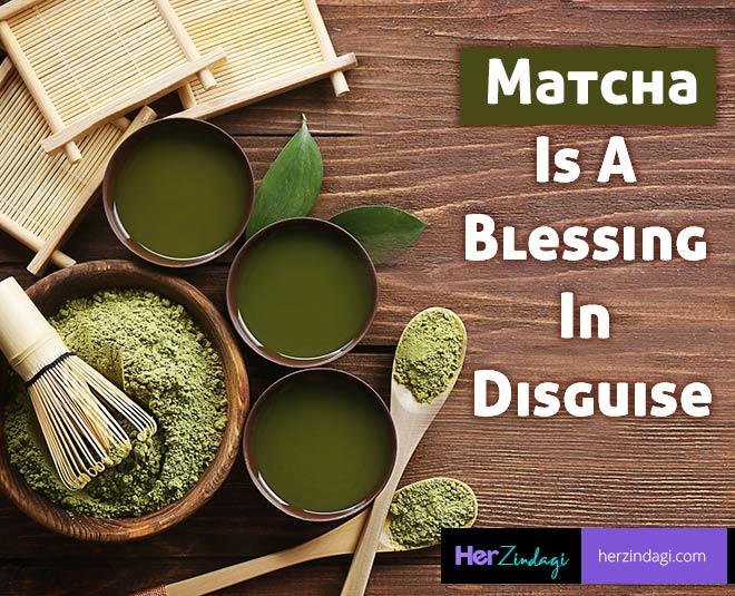 matcha a blessing