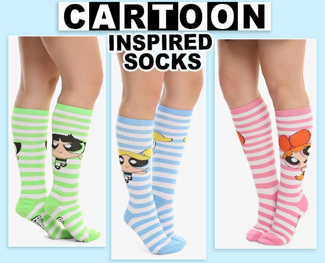 quirky socks collection balenzia cartoon network enterprises main