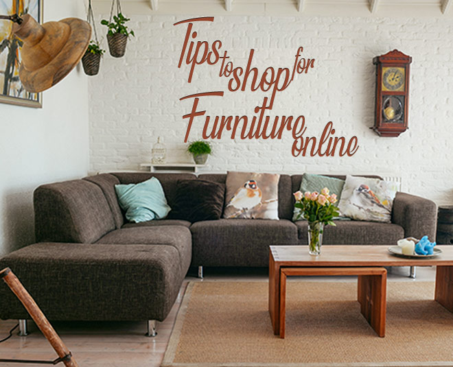 Tips For Shopping Furniture Online