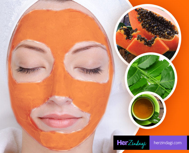 Homemade Orange Face Masks