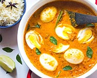 coconut potato egg curry thumb