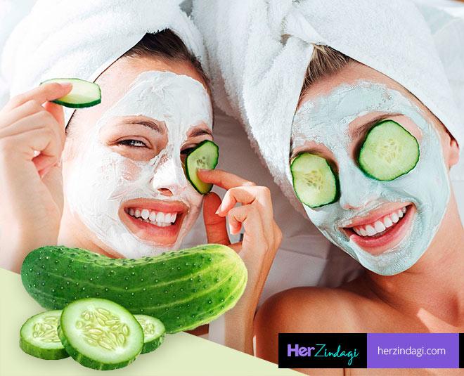 cucumber for skin card ()