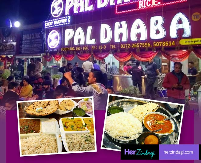 delhi chandigarh highway pal dhaba main