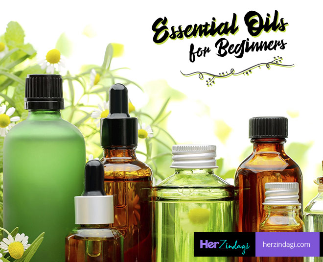 essential oils beginners