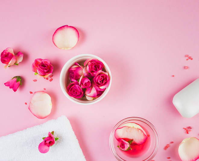 glowing skin and hair use these rose water home remedies main