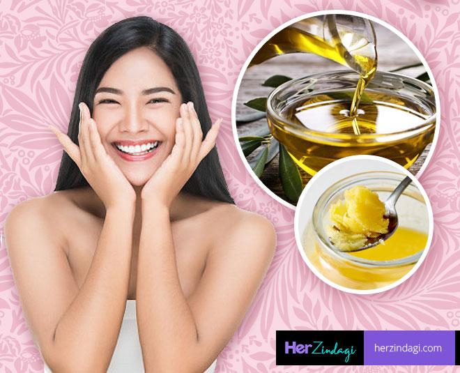 glowing skin beauty card ()