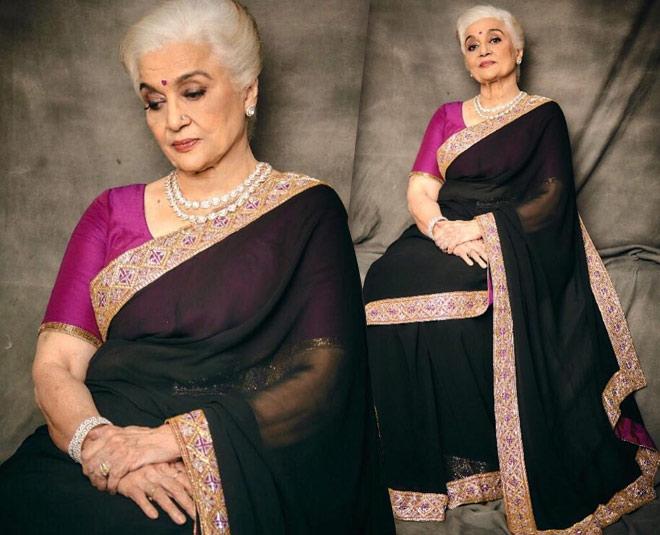 how to look stylish in s like bollywood actress asha parekh main