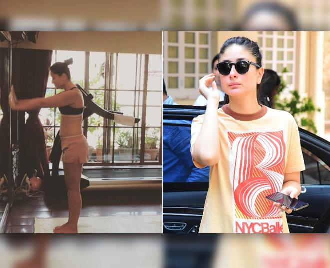 kareena kapoor khan fitness secret surya namasker card ()