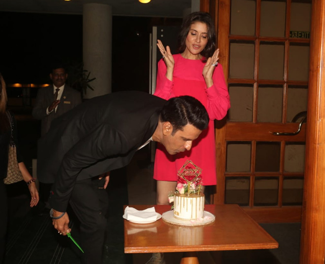 manoj bajpayee birthday celebration with wife neha main