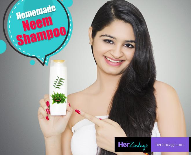 neem home made shampoo anti bacterial anti fungal main
