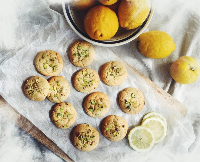 pistachio lemon cookie main