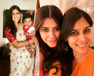 sakshi tanwar actress on motherhood with ekta kapoor thumb