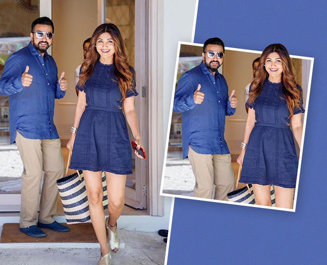 shilpa shetty and her husband raj kundra social media chat will give you serious relationship goals