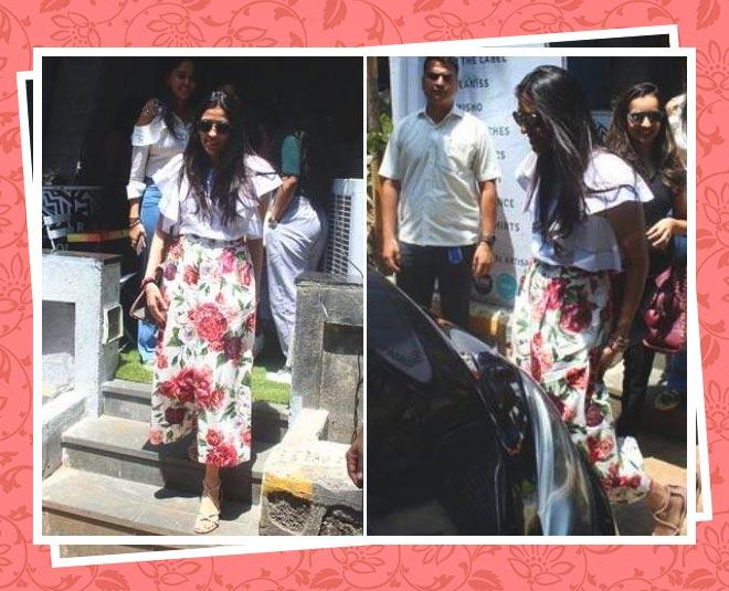 shloka mehta floral dress summer fashion main