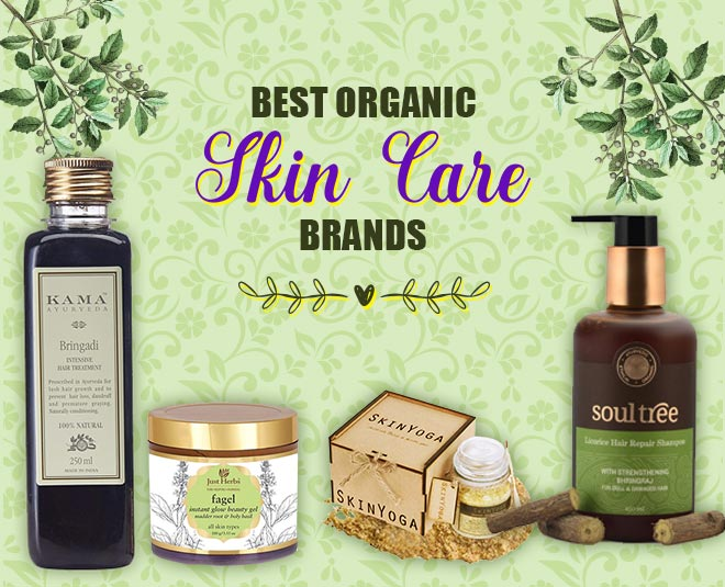 These Indian Organic Skincare Brands Are Effective Worth It