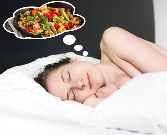sleeping empty stomach main  ()