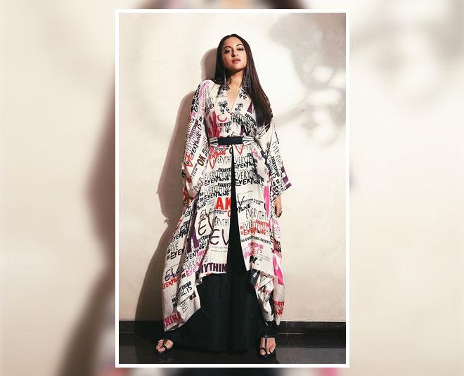 sonakshi sinha fashion inside