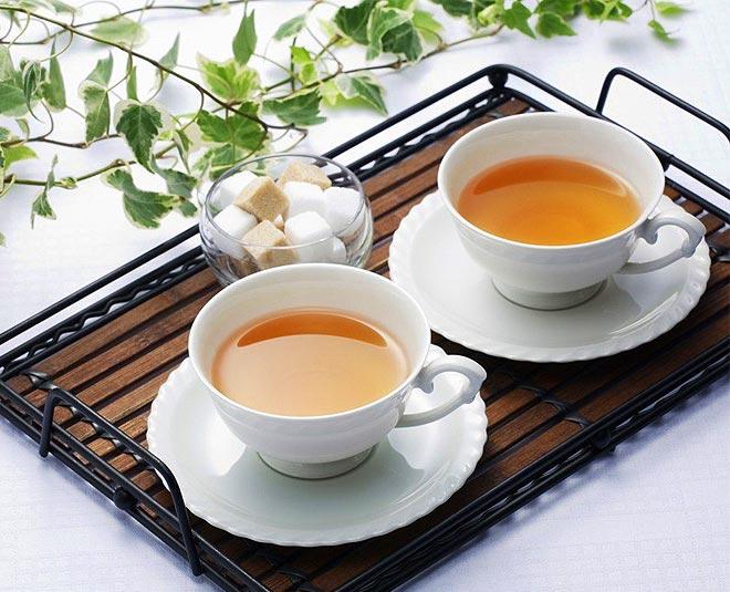 type of tea main