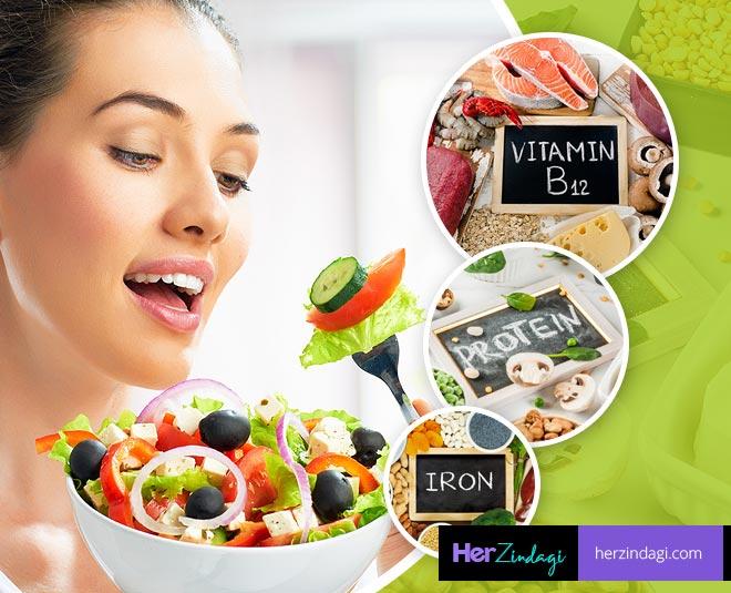 vitamins minerals for women health card ()