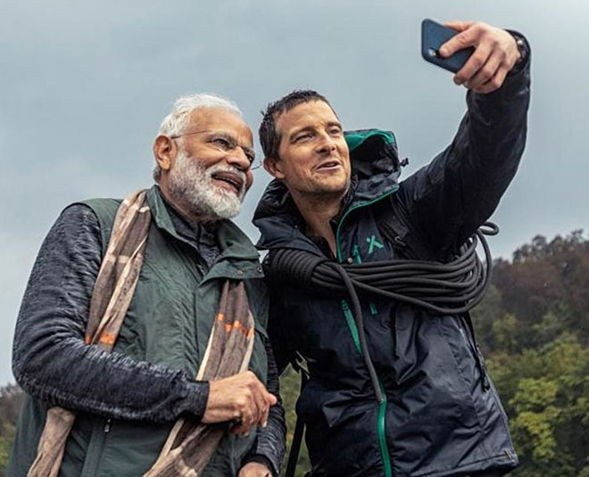 Man vs wild narendra modi main