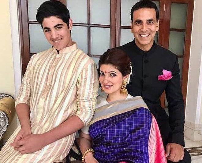 actor akshay kumar teenage son aarav is an amazing cook twinkle khanna shares photo of dinner main
