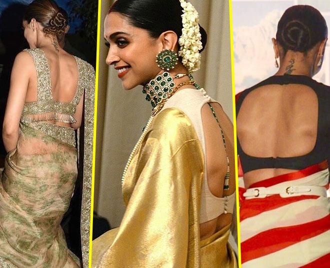 back blouse designs