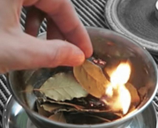 burning bay leaves main