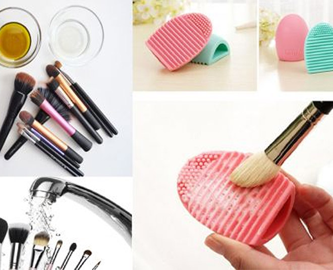 clean makeup  brushes regularly Main