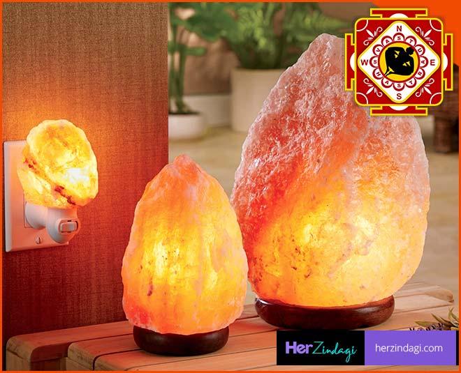 himalayan salt lamp as per vastu