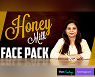 honey milk face pack for fair skin thumb