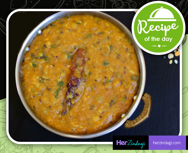 how to cook panchratan dal main