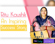 inspirational story of ritu kaushik