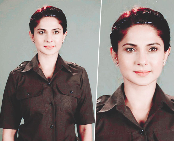 jennifer winget army officer MAin