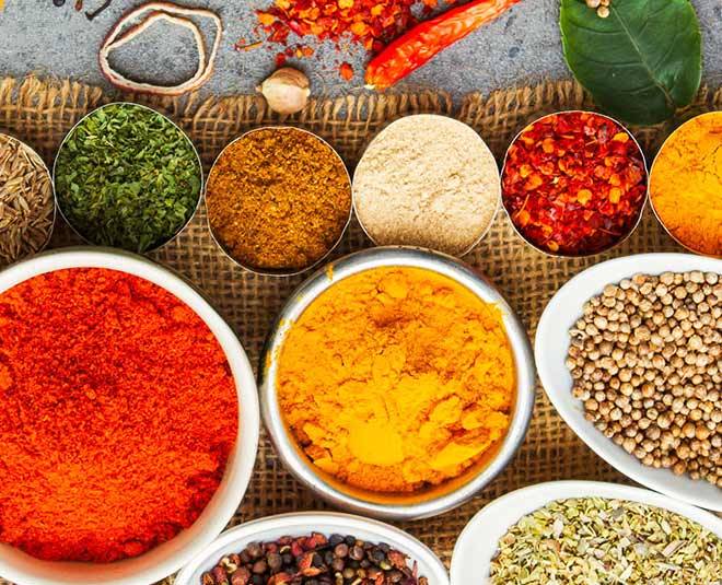 keep spices away from moisture main