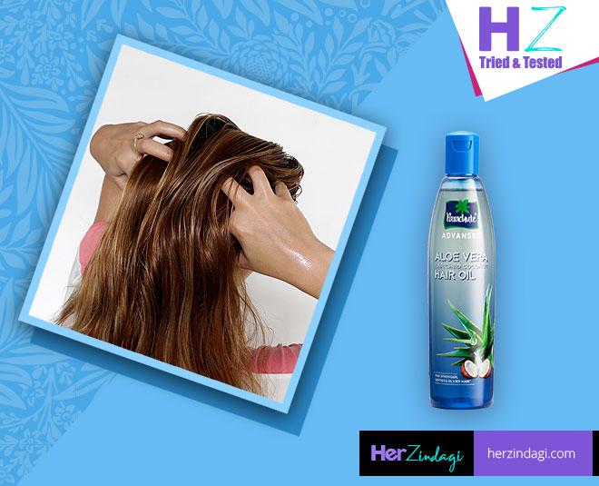 parachute hair oil review