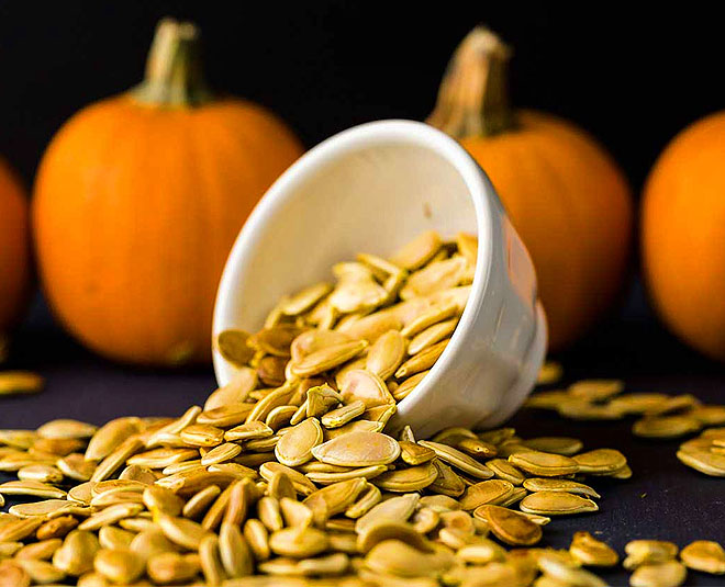 Health Tips: 5 Benefits of Kaddu Ke Beej Or Pumpkin Seeds for Women Health