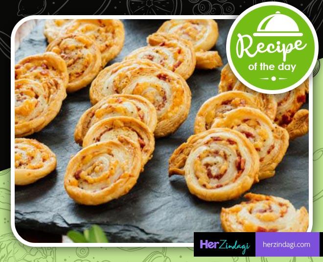 recipe salami wheels