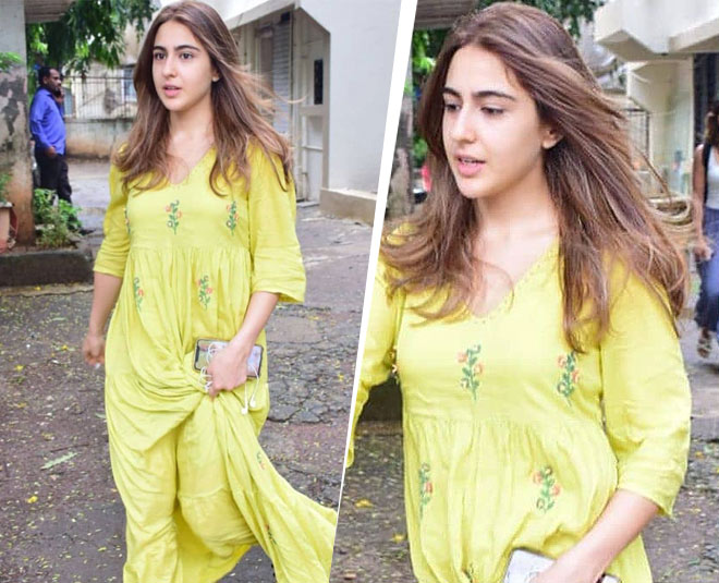 shop Sara ali khan maxi dress online