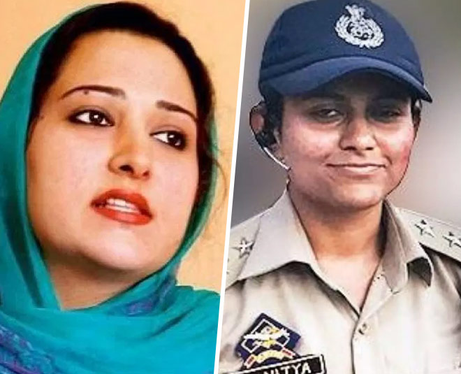 two women officials who are posted in kashmir valley are playing key role main