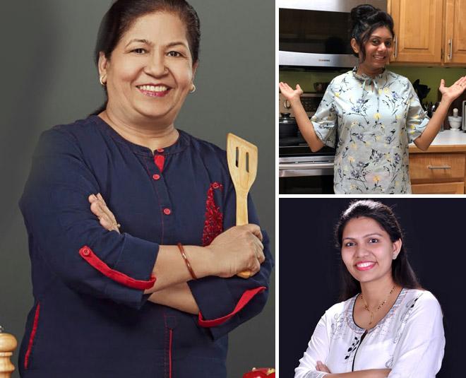 women chefs youtube nisha madhulika bhavna kabita main