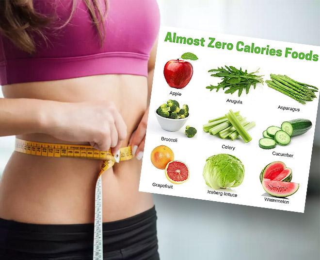 zero calorie foods weight loss main