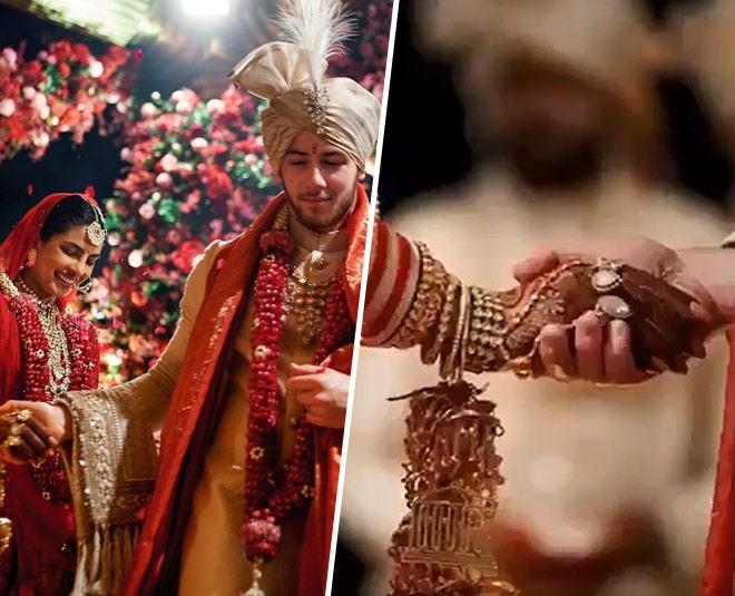 Priyanka chopra wedding anniversary unseen pics