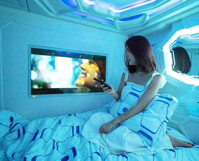 about Indias first  capsule hotel tips
