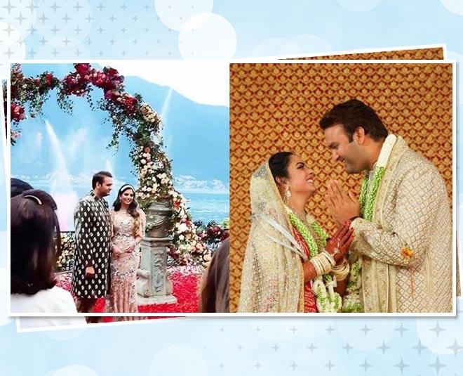 anand piramal isha ambani wedding ceremony