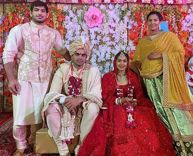 babita phogat gets married main