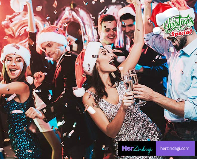 best christmas party places around delhi TAVEL