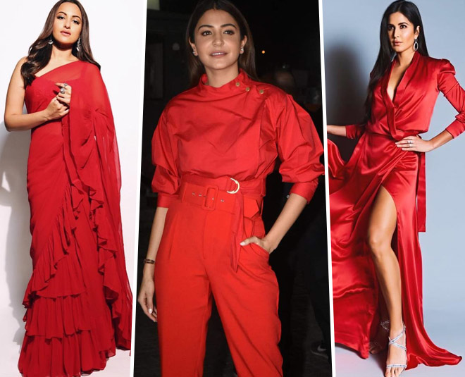 celebs in red dress main
