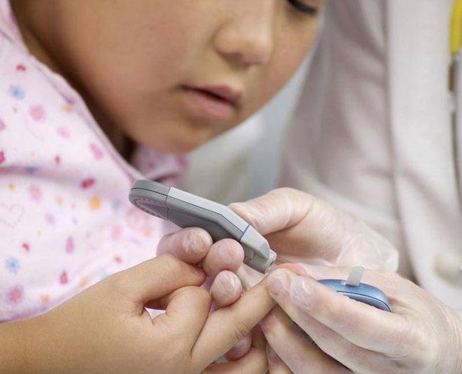 diabetes in child health main