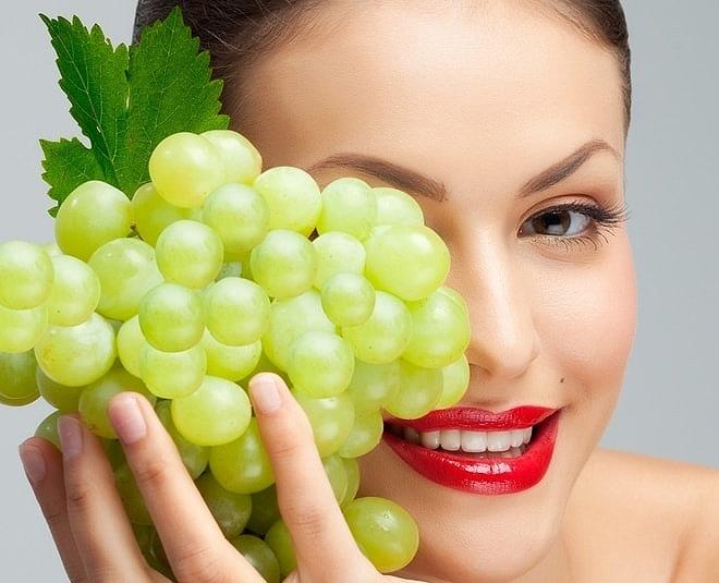 diy grapes face packs m