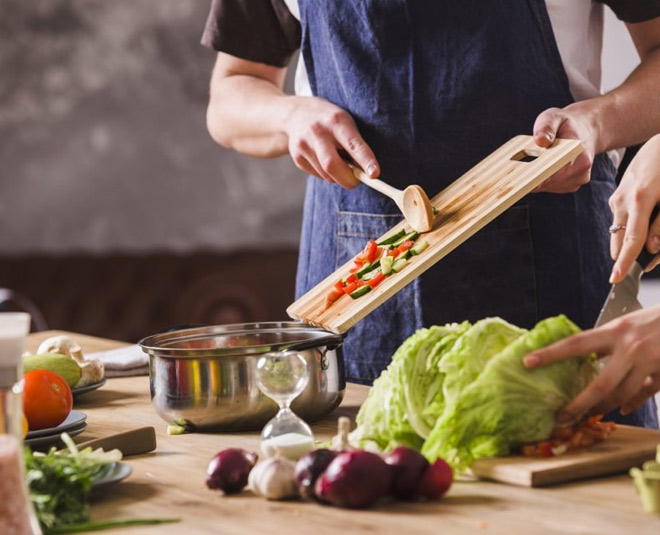 how cooking is therapeutic